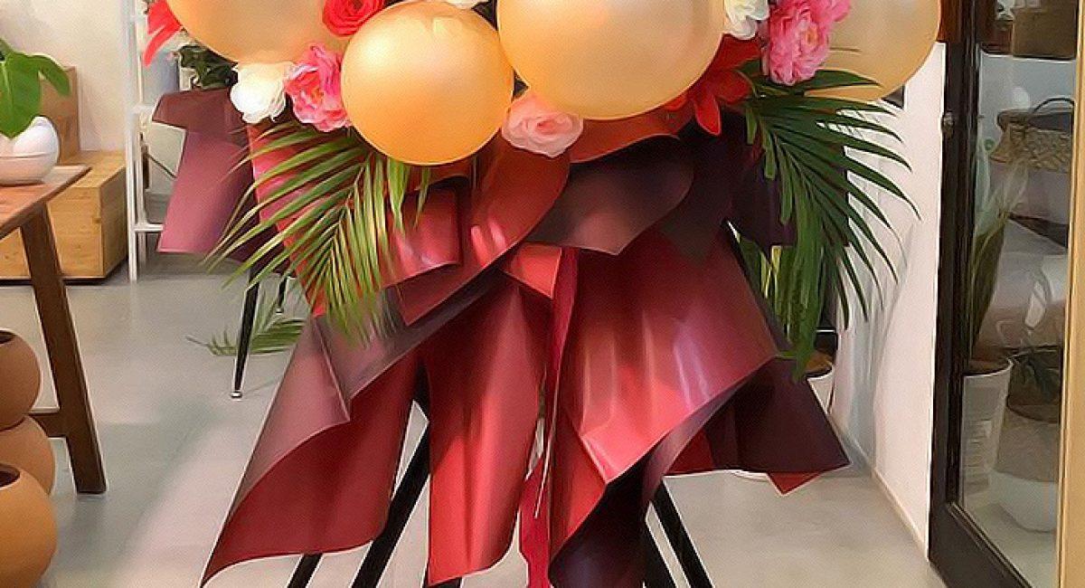 standing-flower-baloon